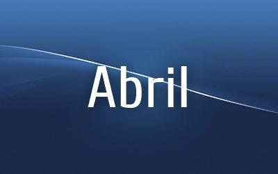 10, 11, 17, 18 de abril de 2021
